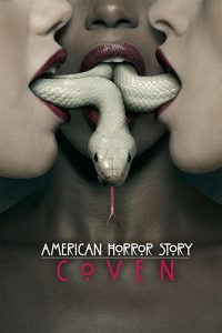 Póster de la serie American Horror Story Temporada 3