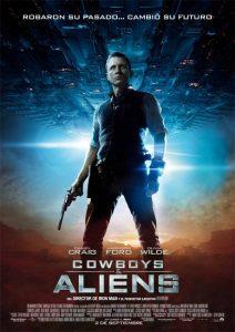 Póster de la película Cowboys & Aliens