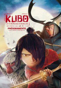Póster de la película Kubo y las dos cuerdas mágicas