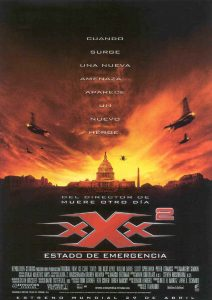 Póster de la película xXx 2: Estado de emergencia