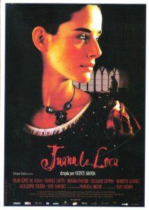 Póster de la película Juana la loca