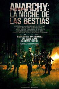 Póster de la película Anarchy: La noche de las bestias