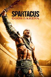 Póster de la serie Spartacus: Dioses de la arena Miniserie 1