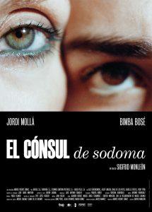 Póster de la película El Cónsul de Sodoma