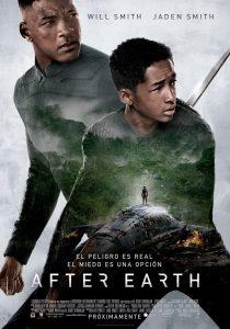 Póster de la película After Earth
