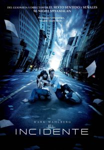 Póster de la película El incidente