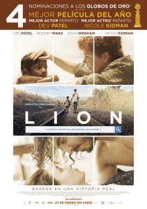 Póster de la película Lion