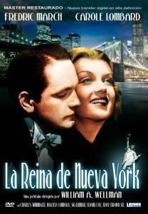 Póster de la película La reina de Nueva York