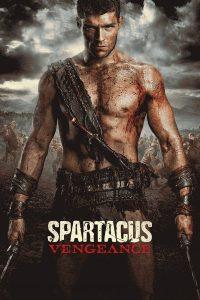 Póster de la serie Spartacus Temporada 2