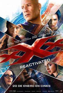 Póster de la película xXx: Reactivated