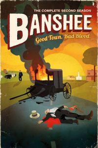 Póster de la serie Banshee Temporada 2