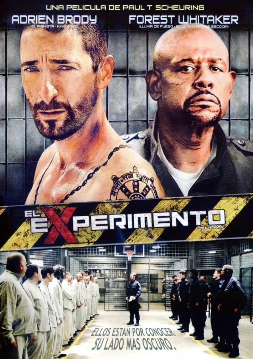 La película El experimento (2010) - el Final de