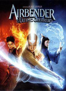 Póster de la película Airbender, el último guerrero