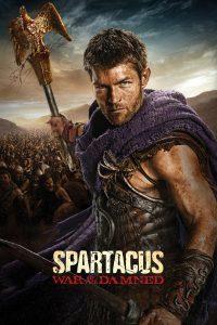 Póster de la serie Spartacus Temporada Final 3