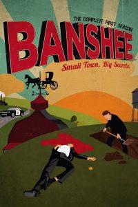 Póster de la serie Banshee Temporada 1