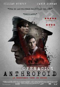 Póster de la película Operación Anthropoid