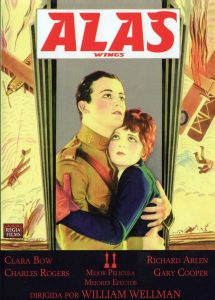 Póster de la película Alas
