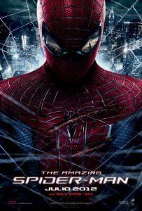 Póster de la película The Amazing Spider-Man