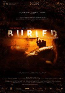 Póster de la película Buried (Enterrado)