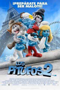 Póster de la película Los Pitufos 2