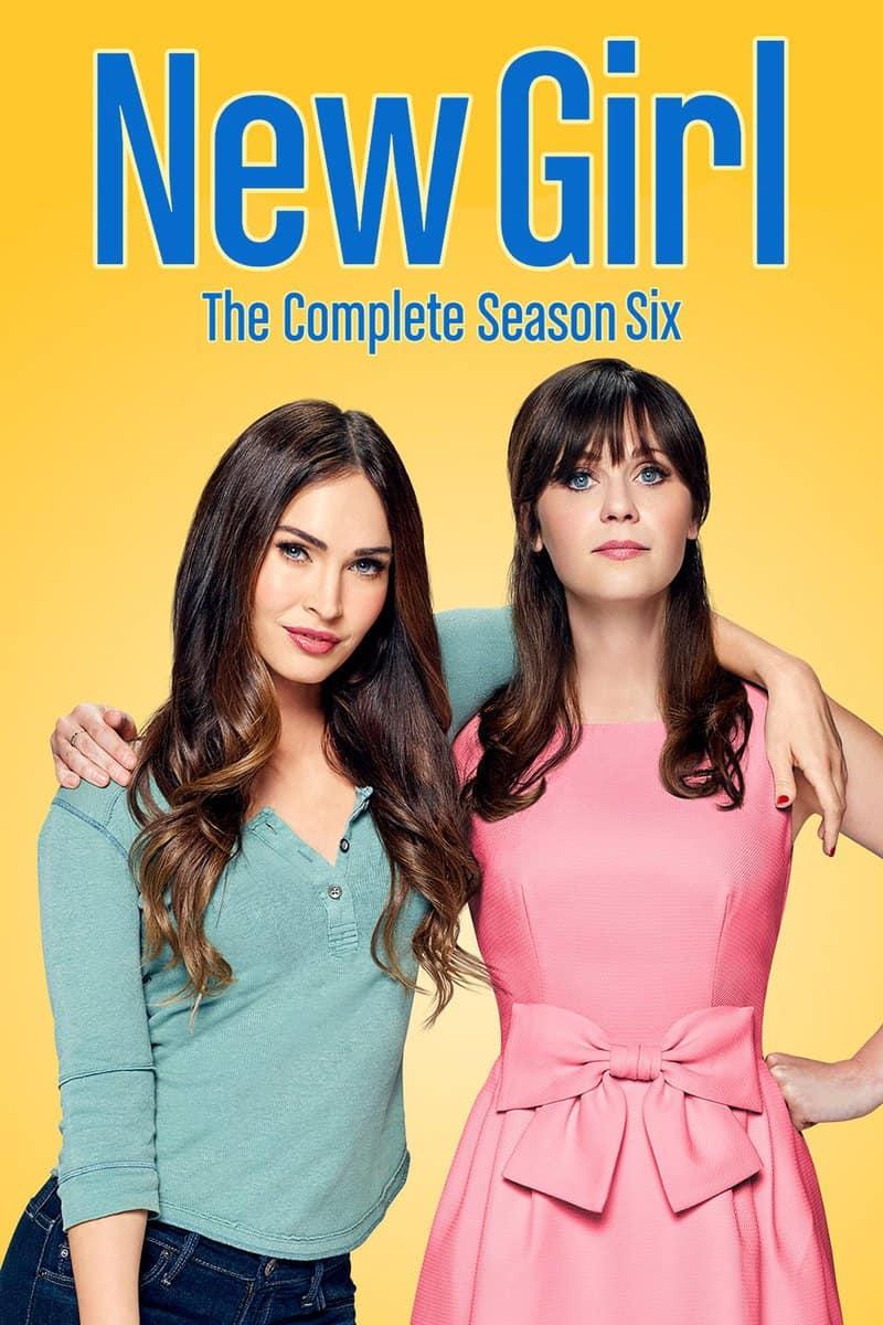 La serie New Girl Temporada 6 - el Final de