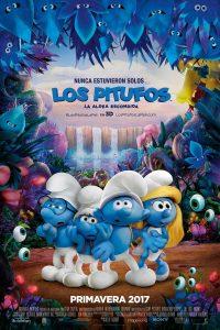 Póster de la película Los Pitufos: La aldea escondida