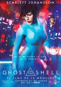 Póster de la película Ghost in the Shell: El alma de la máquina
