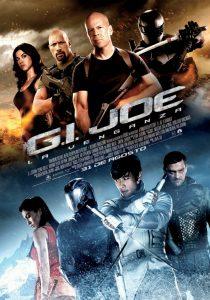 Póster de la película G.I. Joe: La venganza