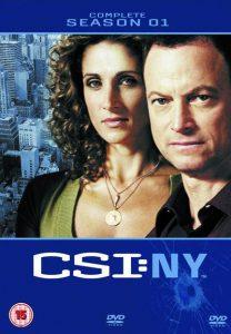 Póster de la serie CSI: Nueva York Temporada 1