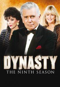 Póster de la serie Dinastía Temporada 9