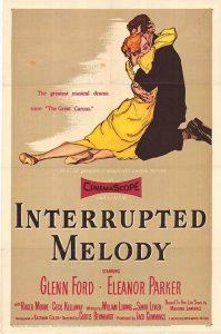 Póster de la película La melodía interrumpida