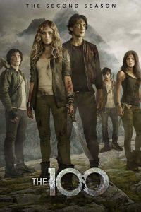 Póster de la serie Los 100 Temporada 2