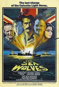 Póster de la película Lobos marinos