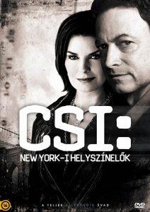 Póster de la serie CSI: Nueva York Temporada Final 9