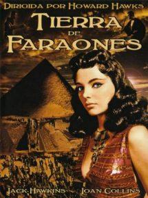 Póster de la película Tierra de faraones