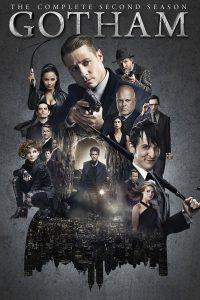 Póster de la serie Gotham Temporada 2