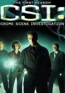 Póster de la serie CSI: Las Vegas Temporada 1
