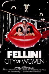 Póster de la película La ciudad de las mujeres