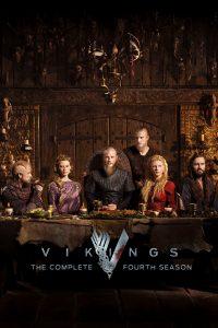 Póster de la serie Vikings Temporada 4