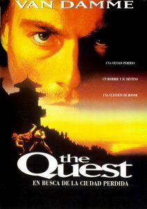 Póster de la película The Quest