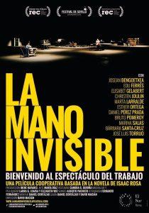 Póster de la película La mano invisible