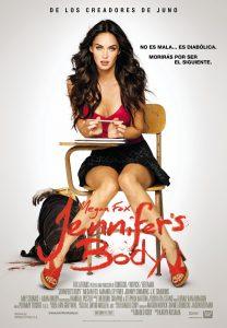 Póster de la película Jennifer's Body