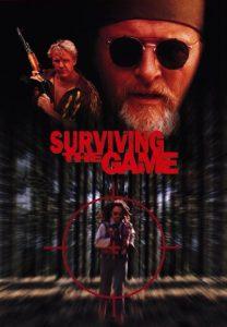 Póster de la película Juego de supervivencia