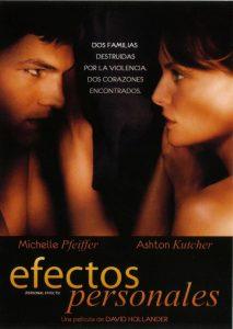 Póster de la película Efectos personales