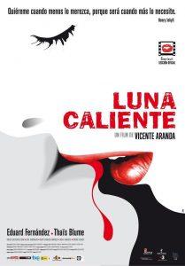 Póster de la película Luna Caliente