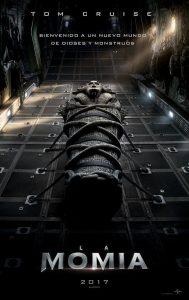 Póster de la película La momia