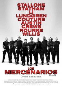Póster de la película Los mercenarios