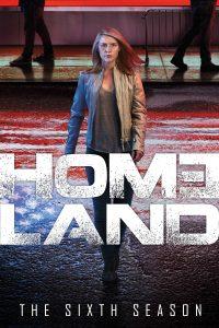 Póster de la serie Homeland Temporada 6