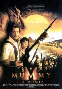 Póster de la película La momia (1999)