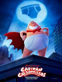 Póster de la película Capitán Calzoncillos: Su primer peliculón